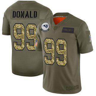 best wholesale nfl jersey website Men\'s Los Angeles Rams #99 ...